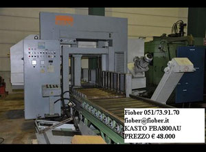 Kasto PBA 800 AU band saw for metal