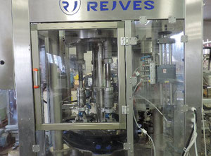 Rejves MRT-DS/360-2/ST Crimping machine - capper - crimping machine