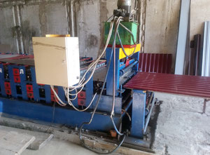 CNR С 10-С 21 Profile bending machine