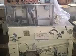 Sollich TS 420  - enrober for chocolate - Chocolate production machine