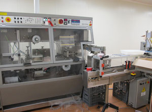 Marchesini MB 420 Thermoforming - Form, Fill and Seal Line