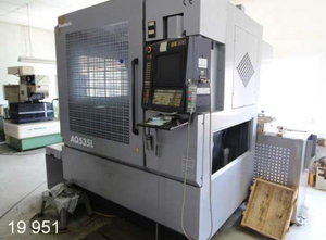 SODICK AQ 535L Wire cutting edm machine