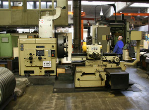 WMW Niles DP1 Facing lathe