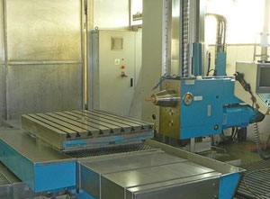 Defum CNC Borer Table type boring machine CNC