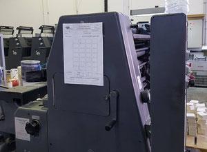 Offset une couleur Heidelberg Printmaster