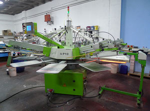 Roqprint BASIC 10 Screen printing machine