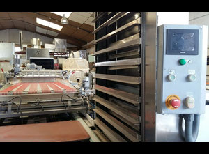 Subal TSM-600 Complete bread production line