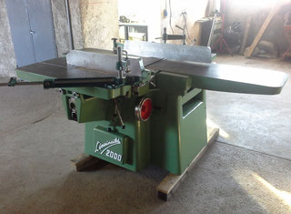 Scm 2000 Wood Combined Machine Exapro