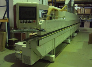 SCM IDM AL R4 double sided edgebander
