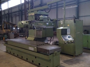 Used Parpas SL 80 cnc universal milling machine