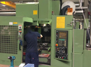 MATSUURA RA-3G Twin pallet Machining center - palletized