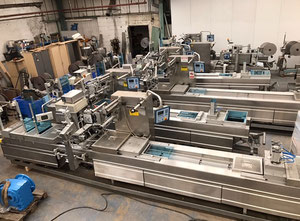 Multivac R240 R240 Thermoforming - Form, Fill and Seal Line