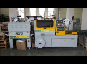 Smipack FP600 + 450T Overwrapping machine