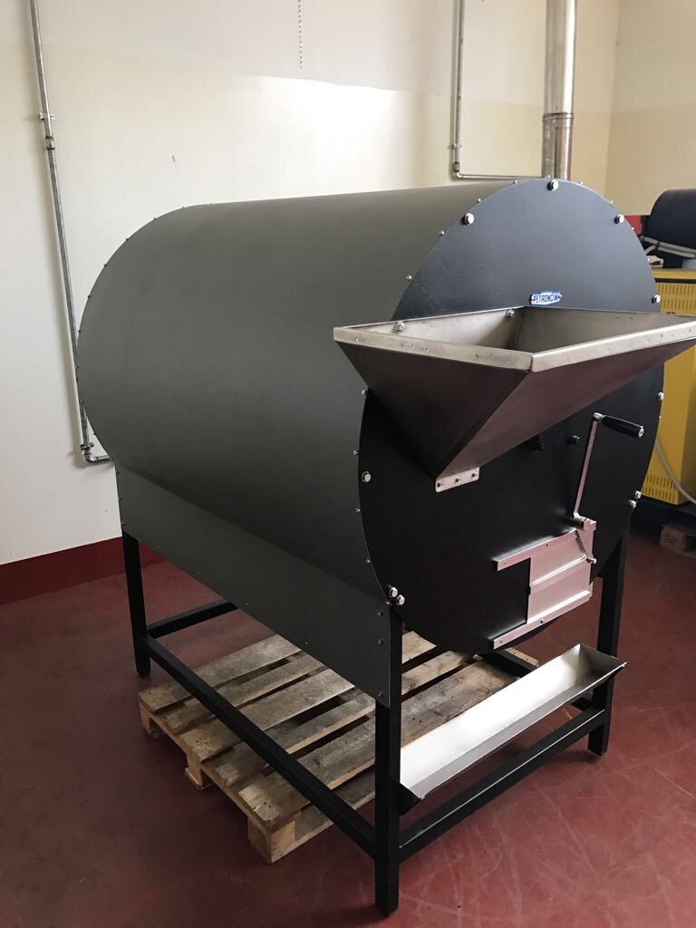 used petroncini t c r 300 350 kg coffee roaster exapro. Black Bedroom Furniture Sets. Home Design Ideas