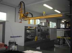 Battenfeld BA 2000 / 1000 BK Injection moulding machine
