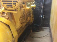 Sparingly used 2000kVA CAT make DG Sets for sale Run Only 10 hours Date 2011