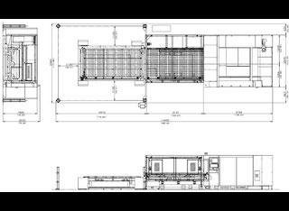 Mazak STX 510 MARK III + 2PC P70503035