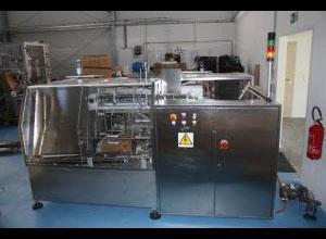 Promatic PAK 300 Horizontale Kartoniermaschine