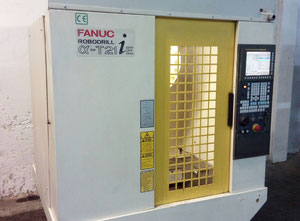 Fanuc Robodrill 21iE Machining center - horizontal