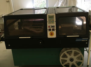 Used Hugo Beck Flexo 400S Thermoforming - Form, Fill and Seal Line