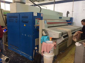 Lapauw 1C1/1233G Finishing-  Washing / Steaming / Ironing machine