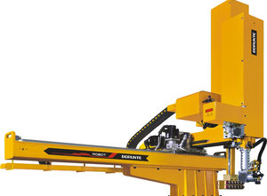 Industrial Die Casting Machine Six-axis Robot Gripper