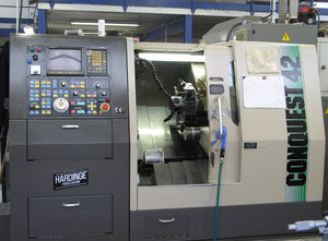 HARDINGE CONQUEST 42 Drehmaschine CNC