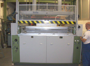 ILLIG UA 200 EDF OST Thermoforming - Sheet Processing Machine