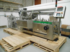Promatic Romaco AS300 Horizontale Kartoniermaschine