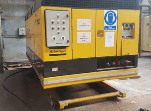 Atlas Copco PTS1500 DD Piston compressor