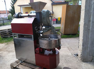 Used Sta Italy Norma 10 Coffee roaster
