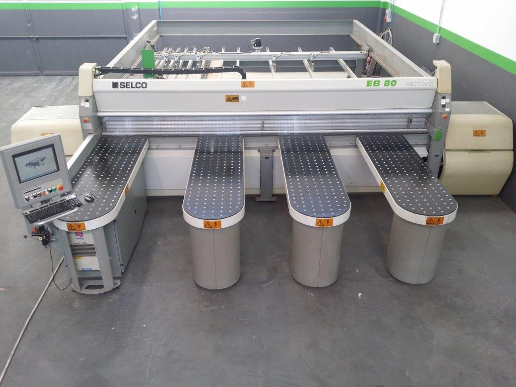 Biesse Selco Eb 80 Active Ce Panel Saw Exapro