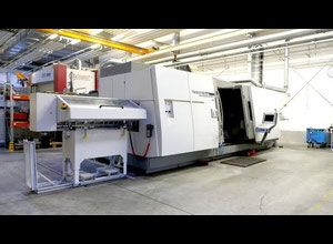 GILDEMEISTER TWIN 500 linear cnc lathe