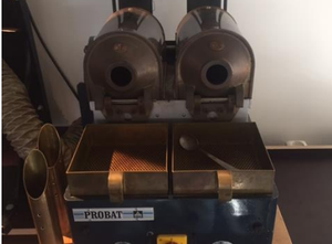 Used Probat BRZ 2 barrel Electric sample Roaster (coffee)