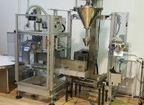 Comunetti CRS 17v Complete Filling machine - food industry