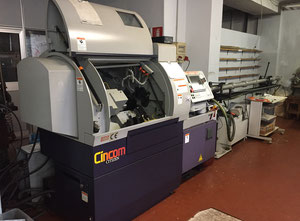 Citizen C16 IX Swiss type lathe