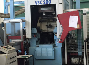 Emag VSC 200 vertical turret lathe with cnc