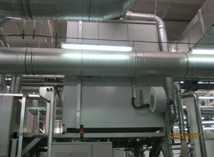 Cefla i-Botik Spraying machine