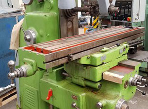 TOS FU 2 A universal milling machine