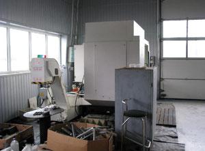 Fanuc Robodrill A-D21LIA5 Bearbeitungszentrum Vertikal