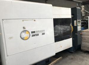 Monza BM Biraghi Sintesi 300 Spritzgießmaschine