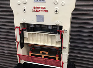 British Clearing Power Press Full Working Model 240 Volt
