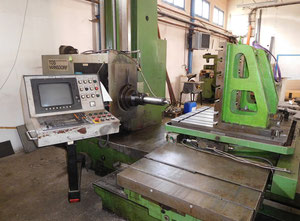 TOS WH 10 NC Table type boring machine CNC