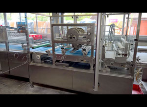 Used Backtech SS 800 Dough divider