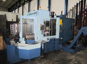 MATSUURA H-PLUS 300 Machining center - horizontal
