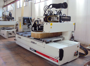 Morbidelli AUTHOR 600 KXLS Wood CNC machining centre