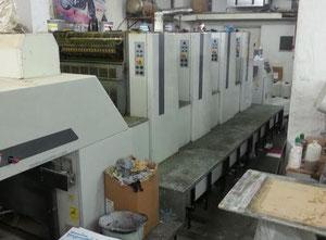Sakurai Oliver 472 ED 2 4 Farben Offsetdruckmaschine