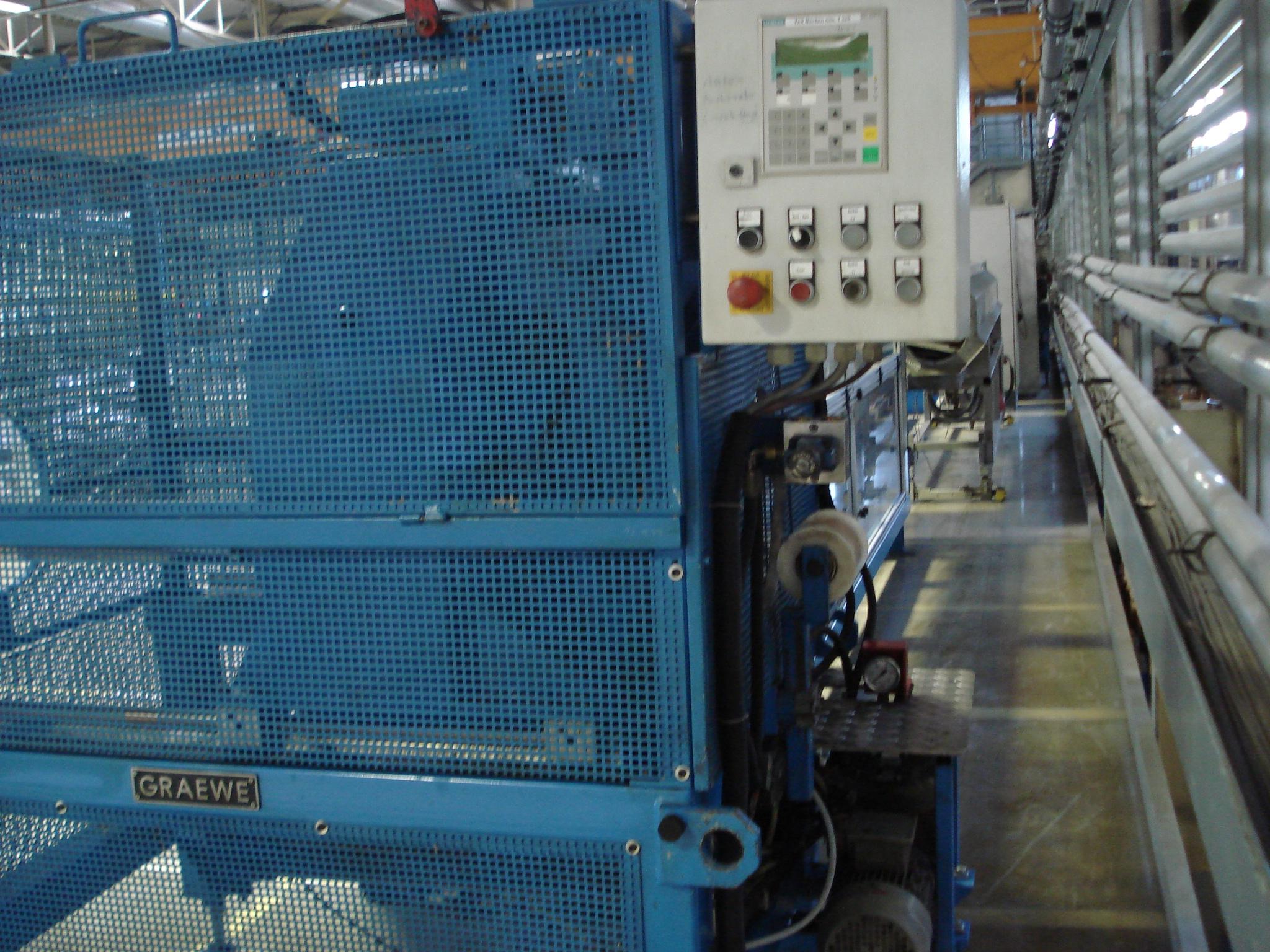 rubber sts machine
