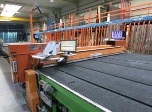 HEGLA VSG A 37 Glass cutting line