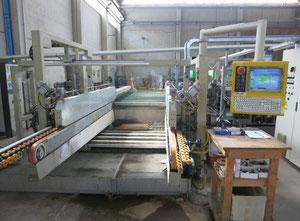 BOTTERO TITAN 220N Glass doubleside edging machine